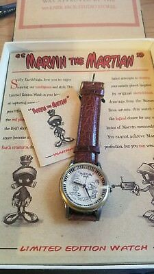 Marvin The Martian Limited Edition Watch LE to 2500
