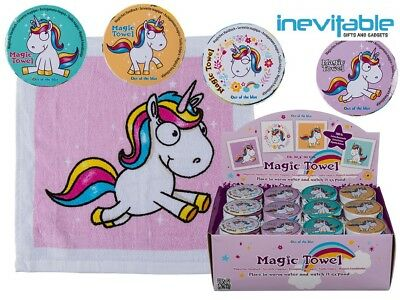 Unicorn Magic Towel Flannel Stocking Filler Xmas Gift Camping Travel Gift