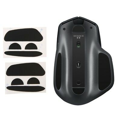 eccd7bfea5c 2Set Thickness Replacement Mouse Feet Mouse Skates 0.6mm for Logitech MX  Master