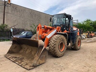 2012 Doosan DL300 4.5yd Wheel Loader; One Owner, TX Machine