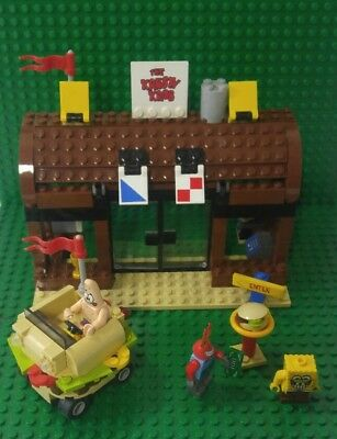 Lego Krusty Krab Instructions 33740 Newsmov