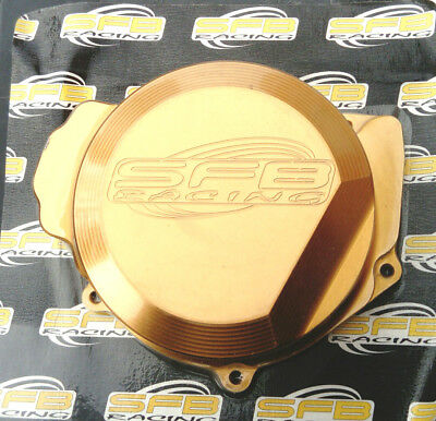 KTM 250 SX (00-2002) 250 300 380 EXC (00-2003) SFB Racing Ignition Cover in GOLD