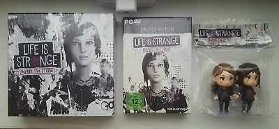 Life Is Strange Before The Storm Limited Vinyl PC Edition OST, Chloe Rachel, OVP