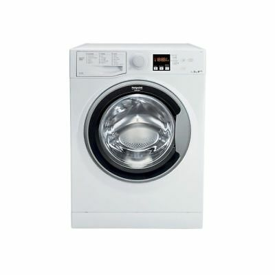 Hotpoint Lavatrice Carica Frontale Rsf803S-It Classe A+++ 8Kg 1000 Giri - Promo