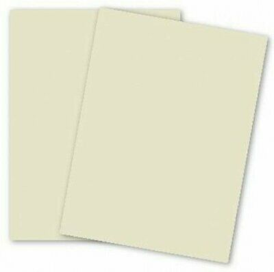 Domtar Colors - Earthchoice CREAM VB Cover - 11 x 17 Cardstock Paper - 67lb VB C
