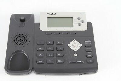 Yealink SIP-T22P Enterprise IP Phone w/o Power Supply w/o Foot Stand w/o Handset
