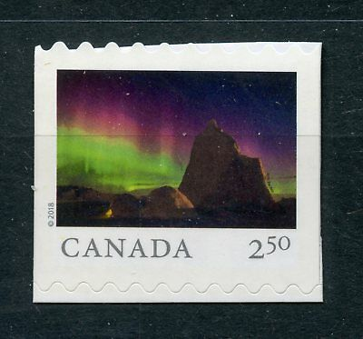 Canada 2018 MNH Arctic Bay 1v S/A Ex-Booklet Tourism & Landscapes Nature Stamps