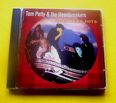 """Cd """" Tom Petty & The Heartbreakers - Greatest Hits """" Best Of / 17 Songs"""