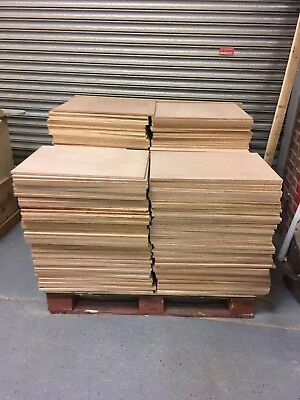 Marine plywood 590mmx530mm and 344x622mm