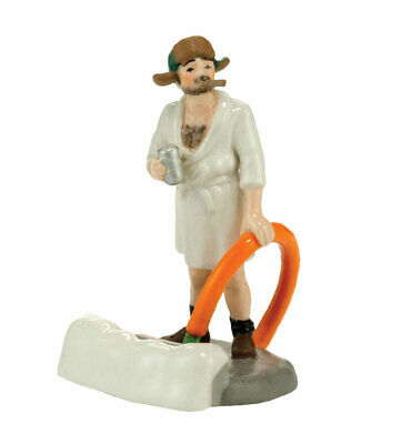Department 56- Cousin Eddie House Decor Figurine