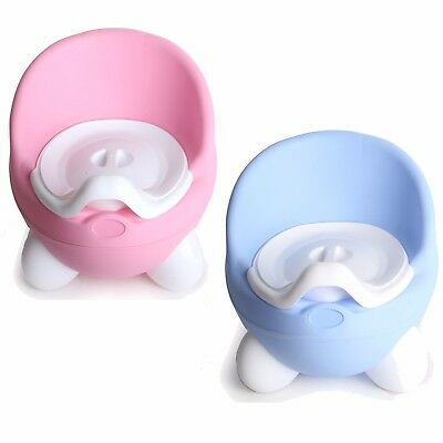 violett Kinder Potty Sessel Stuhl Baby Kleinkind Training Kinder Entfernbarer