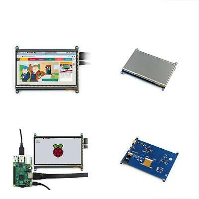 Single Board Computers Waveshare Inch 1024*600 Capacitive Touch Screen LCD HDMI