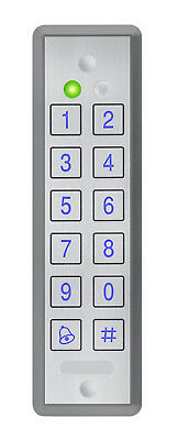 Rosslare ROS-AYCE65BG Convertible Reader/Controller 2x6 PIN Keypad and Prox