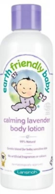 Earth Friendly Baby Organic Lavender Body Lotion