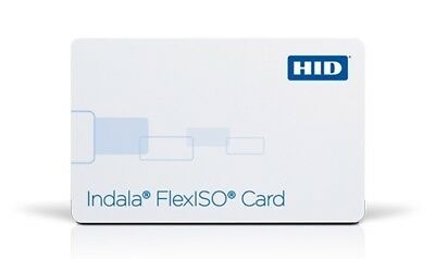 HID FPISO-M Indala FlexISO Printable Prox/Magswipe Card ISO 7810 Compliant