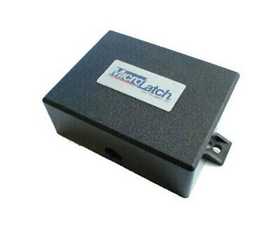 Microlatch REC-20 4 Channel Weigand Receiver Operating 9 - 25VDC Voltage