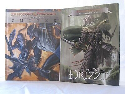 Neverwinter Tales & Cutter by R. A. Salvatore (Legend of Drizzt Graphic Novels)