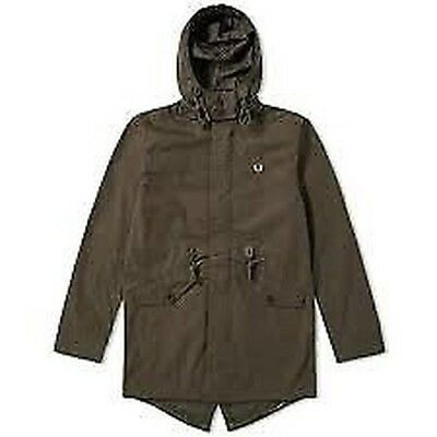 Fred Perry Fishtail Parka J2523 736