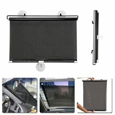 40x 60cm Car Window Black Roller Block blinds Shades for Sun Visor Windshield
