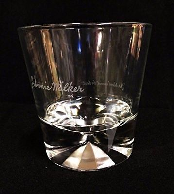 Johnnie Walker Diamond Base Rocks Glass - 2017 Edition