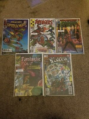 Marvel Legacy 3D Lenticular Variant Master Set!! All 53 Covers!! + extras