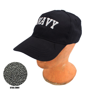 New Blue Public Safety Sap Cap Navy Steel Shot Tactical Self Defence Novelty