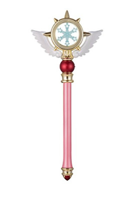Card Captor Sakura Dream Stick Cane Staff + Clear Card sets