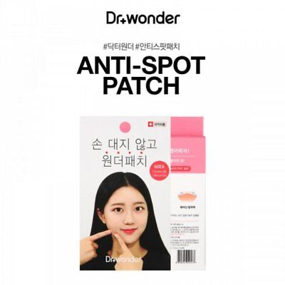 Dr. Wonder Trouble Clear Spot 60 Patches Anti-Blemish Pink | Free Tracking Ship