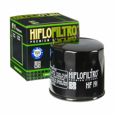 Hiflo Motorcycle Oil Filter HF191 for Triumph 955i Speed Triple, Tiger, Sprint