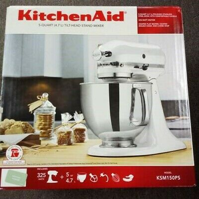 KitchenAid KSM150PSPT Artisan Series 5-Qt. Stand Mixer with Pouring Shield - Pis