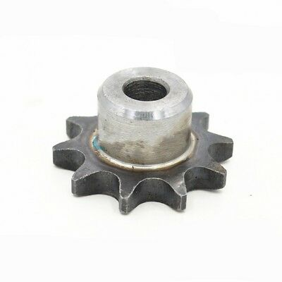 "#25 Roller Chain Drive Sprocket 9T Pitch 6.35mm 04C9T For #25 1/4"" Chain"