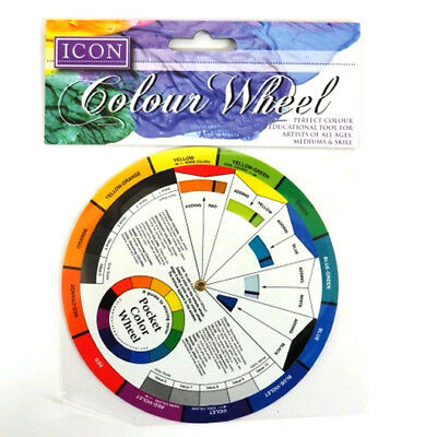 Icon Craft - 13cm Colour Wheel