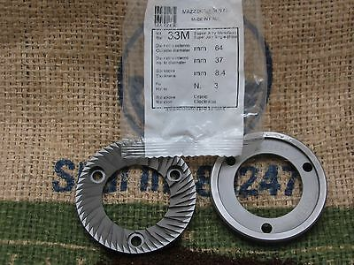 New Burrs 33M  For Espresso Grinder Mazzer Super Jolly Brand New Italy Oem