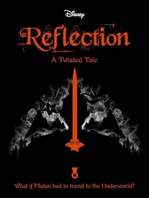 """Disney Twisted Tales: """"Reflection"""" A Twisted Tale by Liz Braswell - Brand New"""