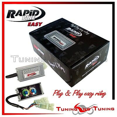 Centralina Rapid Bike Easy + Cablaggio Triumph Tiger Abs 800 2013 2014 14 871225