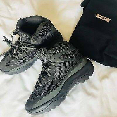239ecd7ea BRAND NEW SOLD OUT IN STORE Yeezy Desert Boot Season 6 Graphite Size 9 (42