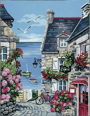 Royal Paris Tapestry Canvas - West Country Village