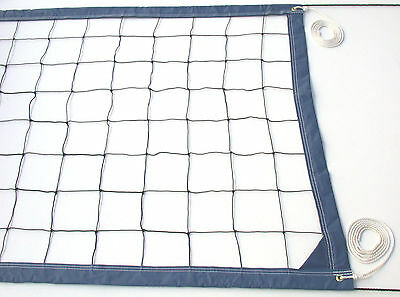 Home Court Swimming Pool/Backyard Blue Volleyball Net 20-foot Long- VRR20B