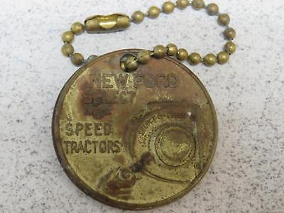 Ford Select O Speed Tractors FOB / Key Chain / Medal, Select-O-Speed Tractor