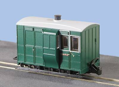 Glyn Valley Freelance 4 Wheel OO-9 Brake Coach - Peco GR-530