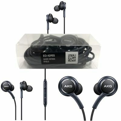New OEM Ear Buds Headphones Stereo Headset EO-IG955 For Samsung Galaxy S8 lot