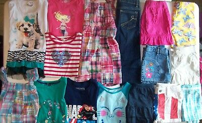 Girls Spring clothes lot size 6 Girls clothes size 6 Gap Kids Southern Sunshine