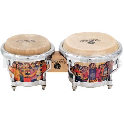 Latin Percussion LPM200-AW Santana Mini Bongos