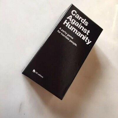 Cards Against Humanity Uk Edition Board Playing Family Birthday