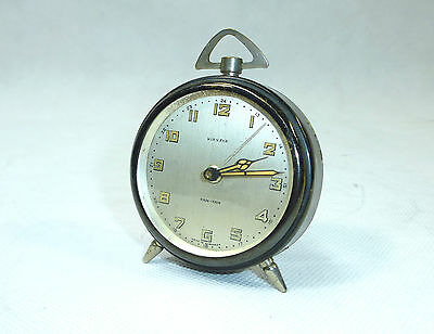 Art Deco Alarm Clock/Watch Kienzle Tam-Tam um 1920