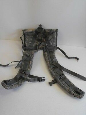 Molle Modular Lightweight Load-Carrying Equipment Ii-Straps Frame Shoulder Camo