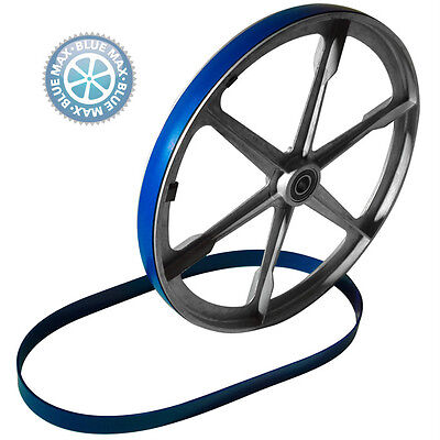 2 Blue Max Urethane Band Saw Wheel Belts For Delta  28-180 Band Saw