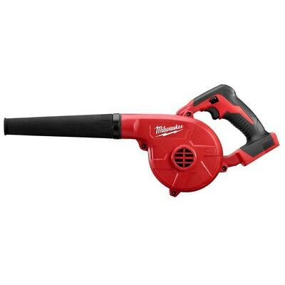 M18 18V Li Ion Compact Handheld Blower 3 Speed Electronic Switch Bare Tool New