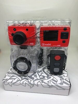 New nabi Square HD 1080p Kids action camera (Look)