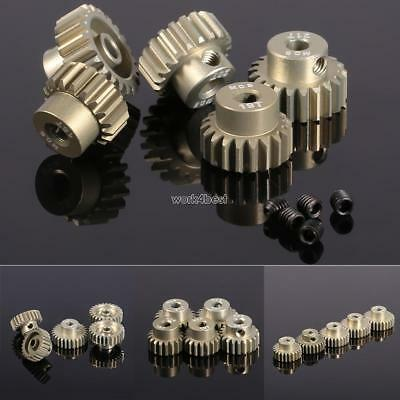 New 0.6 Module Pinion Motor Gear for 1/8 1/10 RC Buggy WST
